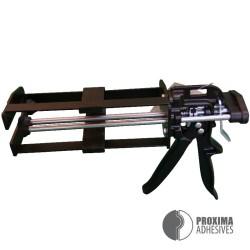 Manual applicator for cartridges 1:1 / 3:1, parallel